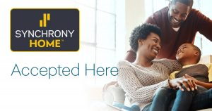 Synchrony Home Accepted at Snook's Carpet & Furniture Sioux Rapids, IA